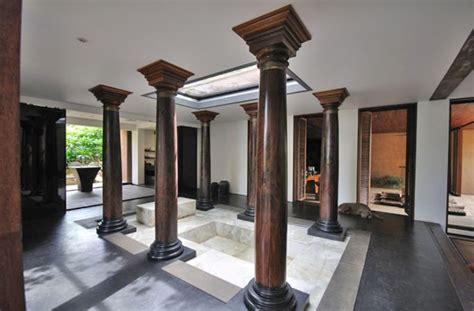 traditional kerala home interiors south indian retreat combines cool local architectural elements with modern design