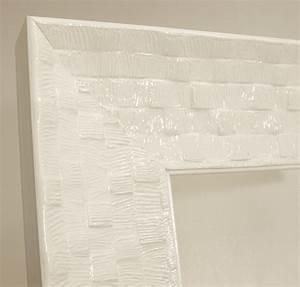 Spiegel Rahmen Weiß Hochglanz : bilderrahmen modern designrahmen rattanstyle weiss hochglanz breite 97 mm bilderrahmen modern ~ Bigdaddyawards.com Haus und Dekorationen