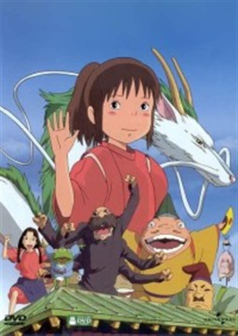 anime film chihiro chihiros reise ins zauberland 2001 anime film