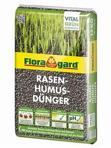 Kalk Für Rasen : floragard rasen humus d nger floragard ~ Frokenaadalensverden.com Haus und Dekorationen