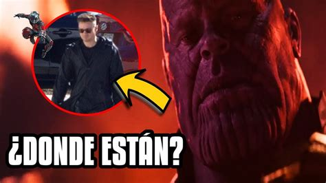 Porque Aparecen Ant Man Hawkeye Trailer
