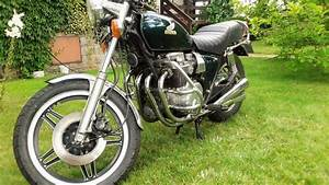 Honda Cb 650 C  U0026 39 81