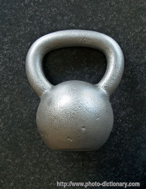 kettlebell dictionary definition copyrighted phrase english