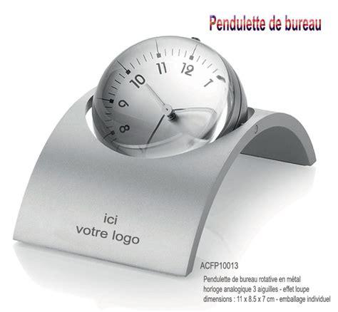Horloge De Bureau Pc by Horloge Publicitaire Objets Publicitaires Horlogerie Aic Creations