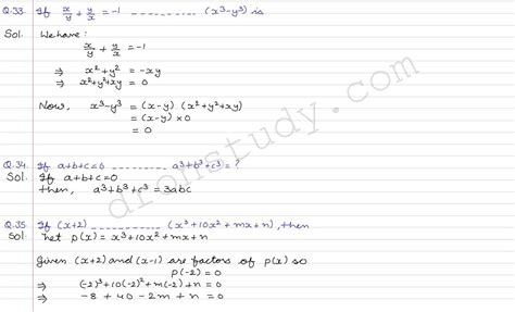 worksheets for class 10 maths polynomials ncert