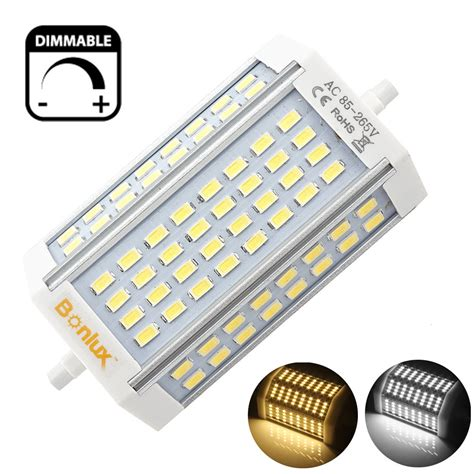 dimmable e17 base r16 led light bulb smd5730 5 watts r14