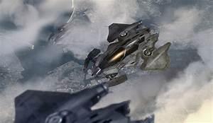 concept ships: Spaceship art by Ridwan Chandra   Scifi art ...