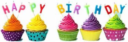 Birthday Cupcakes Happy Balloon Picsart Colorful Sign