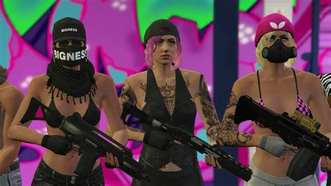 GTA 5   Try Hard Outfit Showcase - YouTube