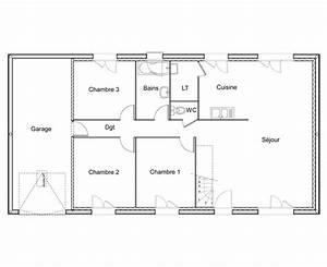 les meilleurs plans de maison good plan maison chambres With meilleur plan de maison gratuit