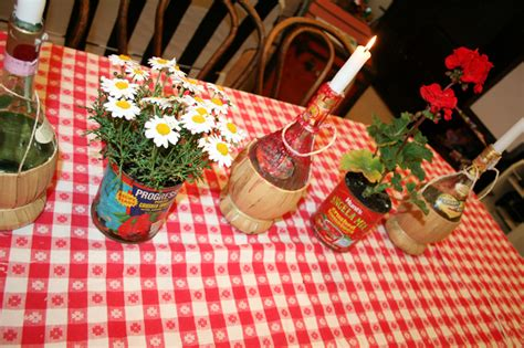 Italian Decorations For Home: Italian Themed Parties On Pinterest