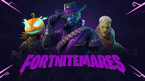 Fortnite : Cauchemars 2018 d'Epic Games a débuté