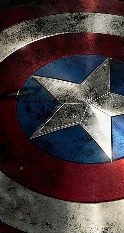 Captain America Shield Iphone Symbol Wallpapers