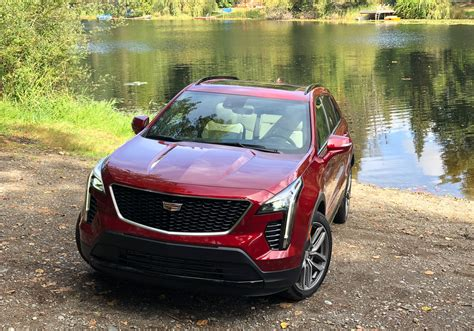 cadillac xt  drive review  compelling caddy