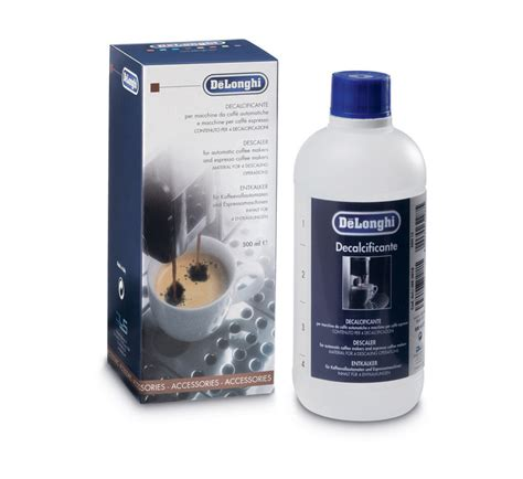Ships from and sold by shawstore. DELONGHI Descaler | Coffee Accessories | Coffee Accessories | Coffee Machines | Small Appliances ...