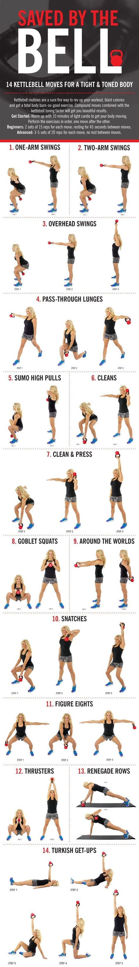 kettlebell body moves workout fitness exercise workouts ball skinnymom calorie torcher cardio diet