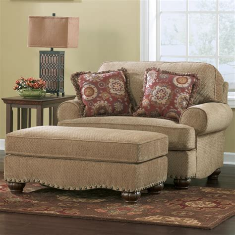 living room chair with ottoman modern house