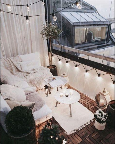 amenagement  idees pour  balcon ou terrasse
