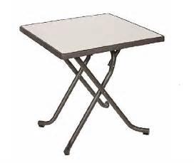 Table Metal Exterieur : 3 mod les partir de ~ Teatrodelosmanantiales.com Idées de Décoration