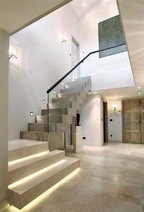 Treppenbeleuchtung Led Innen : led treppenbeleuchtung innen 25 ideen f r die gestaltung umbau haus pinterest led ~ Sanjose-hotels-ca.com Haus und Dekorationen