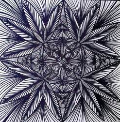 Crazy Drawings Trippy Coloring Pages