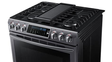 gas ovens range samsung kitchen ranges reviewed cooking