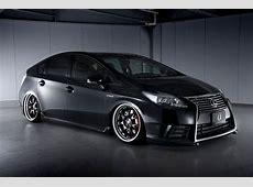 Aimgain Kit Transforms Toyota Prius Into Lexus autoevolution