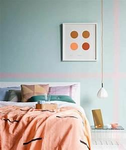 1001 idees de decoration avec la couleur corail les With amazing couleurs chaudes en peinture 3 vetements les couleurs qui vont ensemble