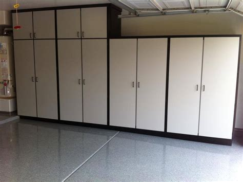 custom garage cabinets affordably organize your garage with wall hooks and