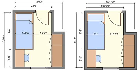 Small Bedroom Layout by Kid S Bedroom Layouts With One Bed
