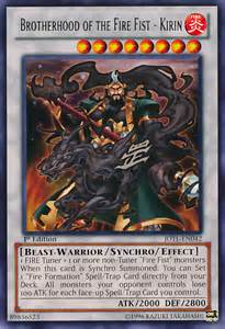 brotherhood of the kirin yu gi oh it s time to duel