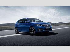 PEUGEOT 308 New Car Showroom Hatchback Design