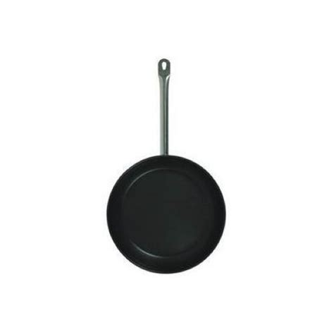 lincoln optio stainless steel  stick fry pan         case stainless