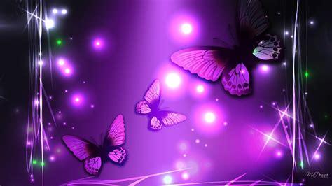 紫色の光魔法のhdデスクトップの壁紙 ワイドスクリーン 高精細 フルスクリーン