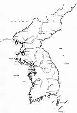 Peninsula Coloring Korean War Map Outline Blank Navy Quotes Designlooter Quotesgram 2264 58kb Royal Drawings Australian History sketch template