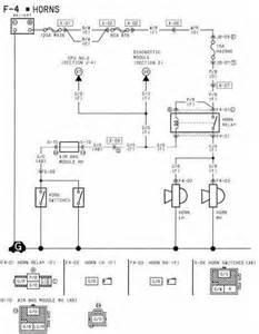 Horn  U2013 Page 23  U2013 Circuit Wiring Diagrams