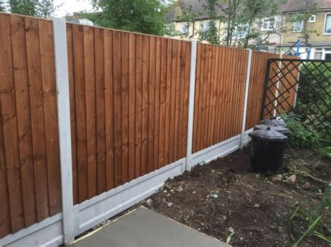 Garden Fence Panels Type