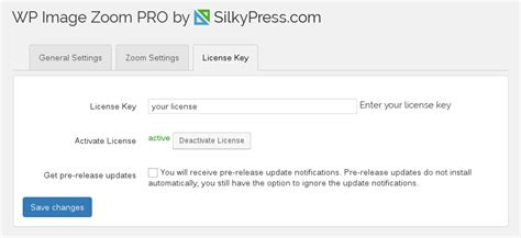 documentation license clicking notified worpress plugins receive updates admin update ll