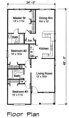 floor plan  bungalow house plan  family house plans house plans uk bungalow