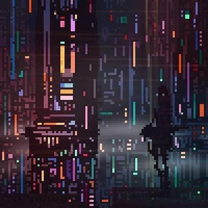 Pixel Gifs Waneella Science Animated Fiction Fantasy