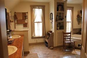 Project House: Our Room on Pinterest Primitive Bathrooms