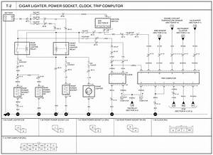 U0026 39 05 Sedona Cigar Lighter  Power Socket Relay Location