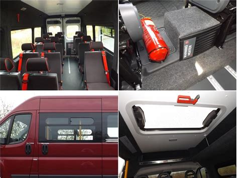 Build Your Own Fiat by Build Your Own 6 Fiat Ducato 9 Seat Wheelchair
