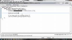 Parsing CSV files in Java - YouTube
