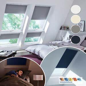 Velux Dachfenster Rollo : original velux dachfenster thermo rollo verdunklung f r vl ~ Watch28wear.com Haus und Dekorationen
