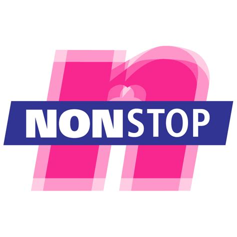 Non is a prefix, so using non stop (two words) is incorrect. Non stop (80067) Free EPS, SVG Download / 4 Vector