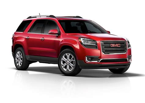 2014 Gmc Acadia Review Ratings Specs Prices Photos