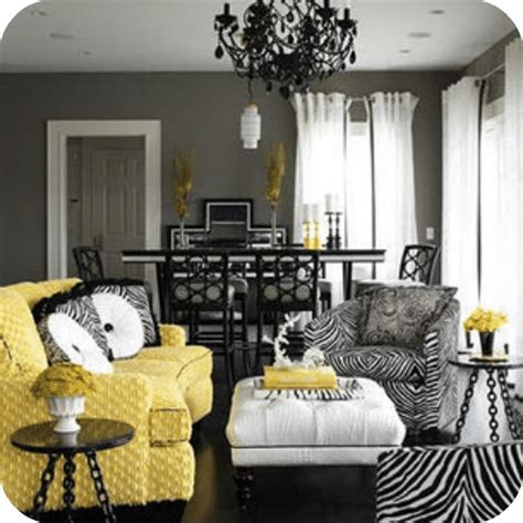 simple bathroom ideas decorating with yellow and gray