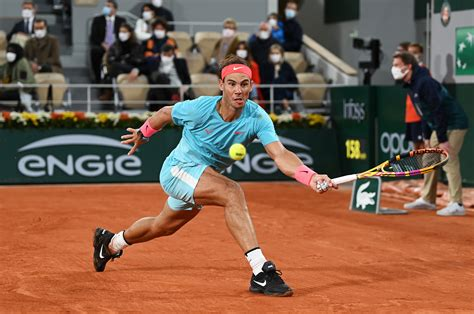 Nadal draws level with Federer on 20 Grand Slam titles ...