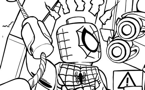 lego marvel coloring pages    print